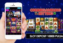 deposit game slot online